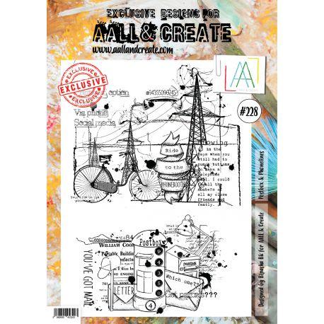 AALL and Create Stamp Set -228