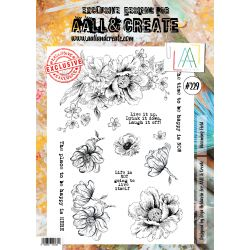 AALL and Create Stamp Set -229