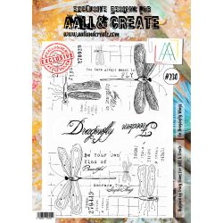 AALL and Create Stamp Set -230