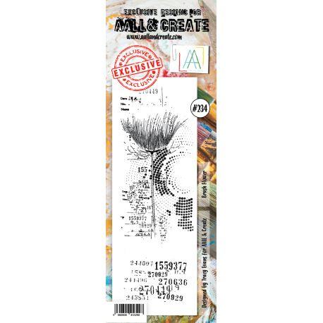 AALL and Create Stamp Set -234