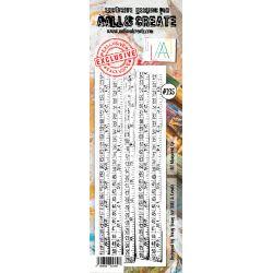 AALL and Create Stamp Set -235