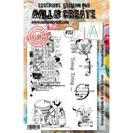 AALL and Create Stamp Set -237