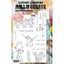 AALL and Create Stamp Set -241