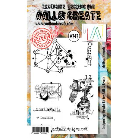 AALL and Create Stamp Set -242