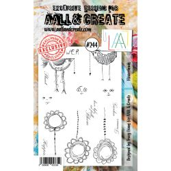 AALL and Create Stamp Set -244