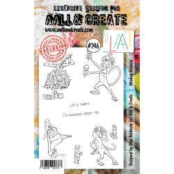 AALL and Create Stamp Set -246