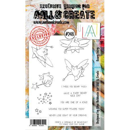 AALL and Create Stamp Set -248