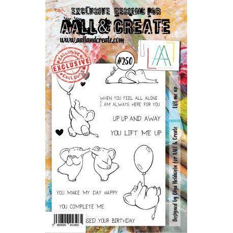 AALL and Create Stamp Set -250