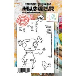 AALL and Create Stamp Set -255