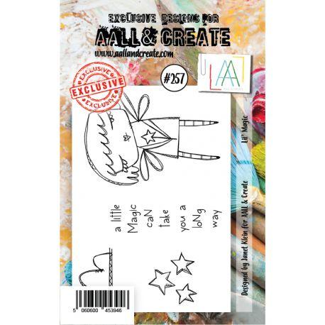 AALL and Create Stamp Set -257