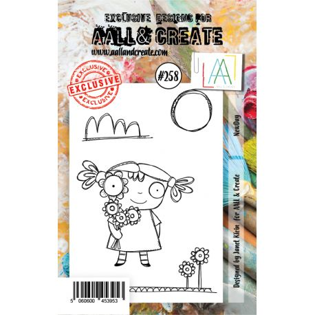 AALL and Create Stamp Set -258