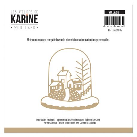Die Woodland Village-Les Ateliers de Karine