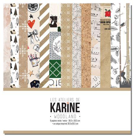 Woodland collection - Les Ateliers de Karine