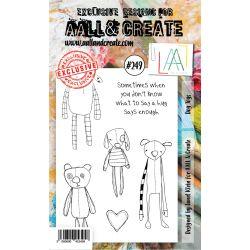 AALL and Create Stamp Set -249
