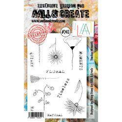 AALL and Create Stamp Set -243