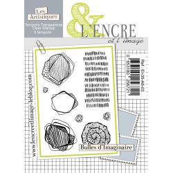Clear Stamp - Blowing Bubbles - L'Encre et l'Image