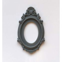 Baroque Frame grey (lot20)