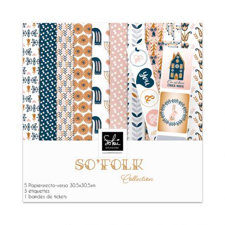 Collection SO'Folk - SOKAI