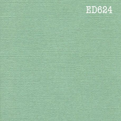 Cardstock vert grisé 12X12