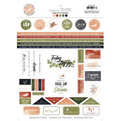 Plume étiquettes - Mes Ptits Ciseaux