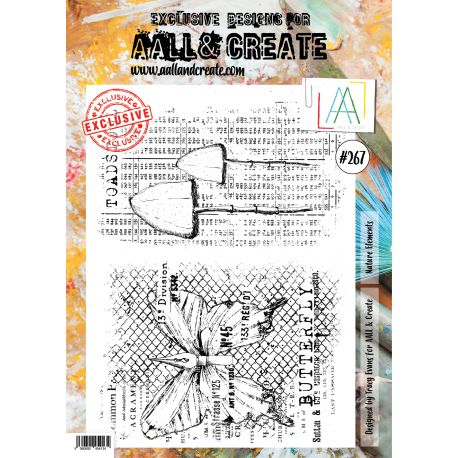 AALL and Create Stamp Set -267