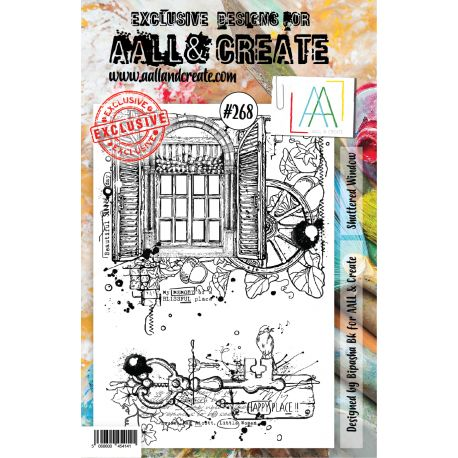AALL and Create Stamp Set -268