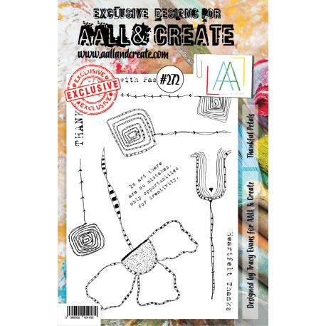 AALL and Create Stamp Set -272