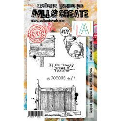 AALL and Create Stamp Set -279