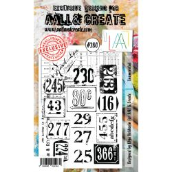AALL and Create Stamp Set -280