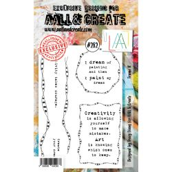 AALL and Create Stamp Set -282