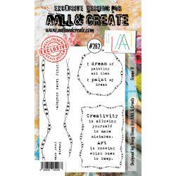 AALL and Create Stamp Set -282