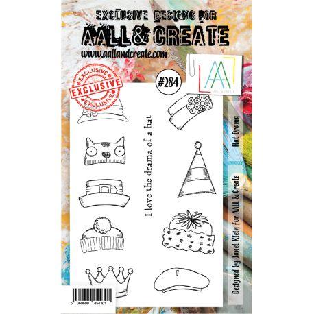 AALL and Create Stamp Set -284