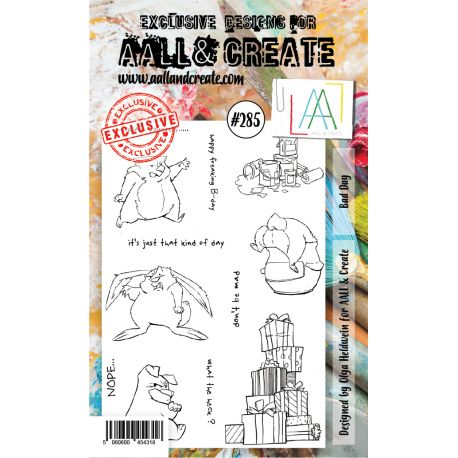 AALL and Create Stamp Set -285