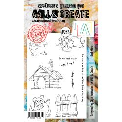 AALL and Create Stamp Set -286