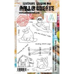 AALL and Create Stamp Set -287