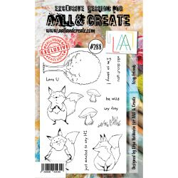 AALL and Create Stamp Set -288