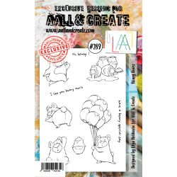AALL and Create Stamp Set -289