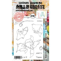 AALL and Create Stamp Set -290