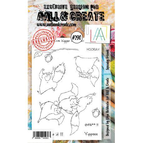 AALL and Create Stamp Set -290