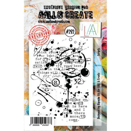 AALL and Create Stamp Set -292