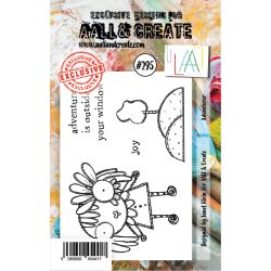 AALL and Create Stamp Set -295