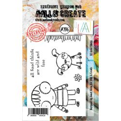 AALL and Create Stamp Set -296