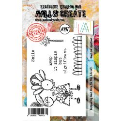AALL and Create Stamp Set -297