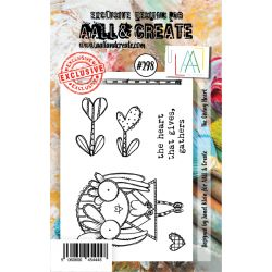 AALL and Create Stamp Set -298