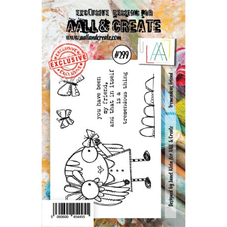AALL and Create Stamp Set -299