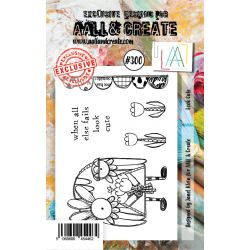 AALL and Create Stamp Set -300