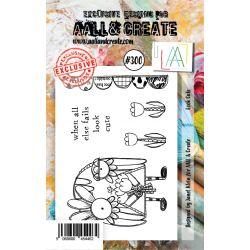 AALL and Create Stamp Set -300