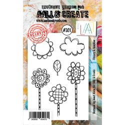 AALL and Create Stamp Set -301