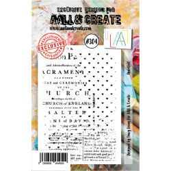 AALL and Create Stamp Set -304