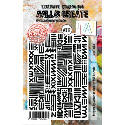 AALL and Create Stamp Set -312